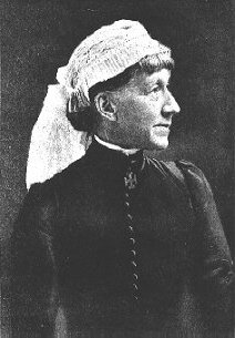 Photo of Alice Fisher courtesy of Alumnae Association of the Training School for Nurses of Philadelphia  General Hospital Collection, Center for the Study of the History of Nurisng