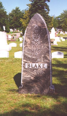 Photo of Florence G. Blake's Stevens Point, WS grave by Signe  S. Cooper