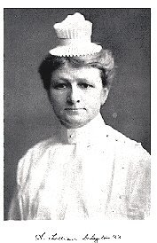 Photo of Lillian Clayton courtesy of Alumnae Association of the Training School for Nurses of Philadelphia General Hospital Collection, Center for the Study of the History of Nursing